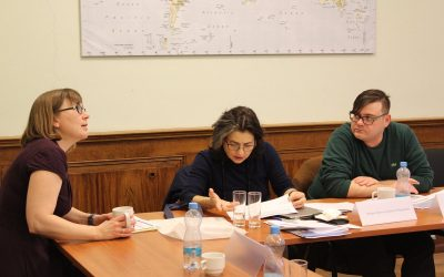 New Partnership with the International Foundation for Electoral Systems (IFES)