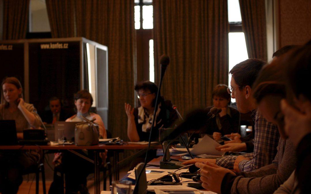 Training for Ukrainian Media Lawyers