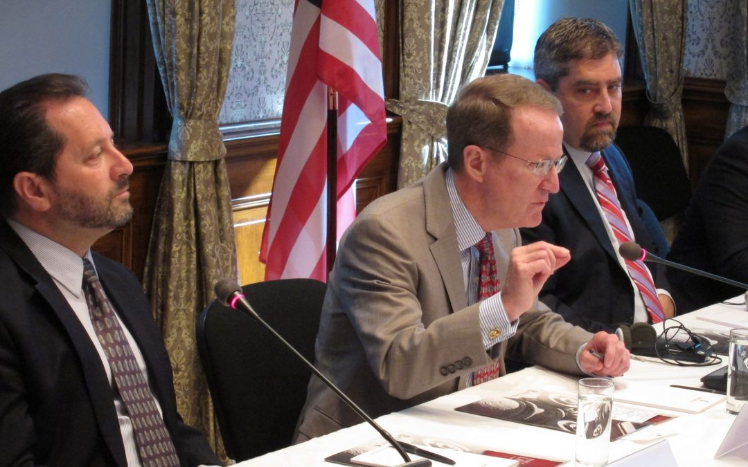 The CEELI Institute Welcomes Assistant Secretary of State William Brownfield