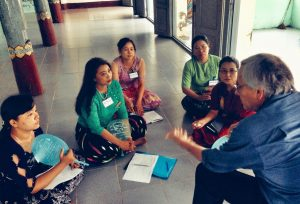 Trial Skills and Legal Transformation Trainings in Burma