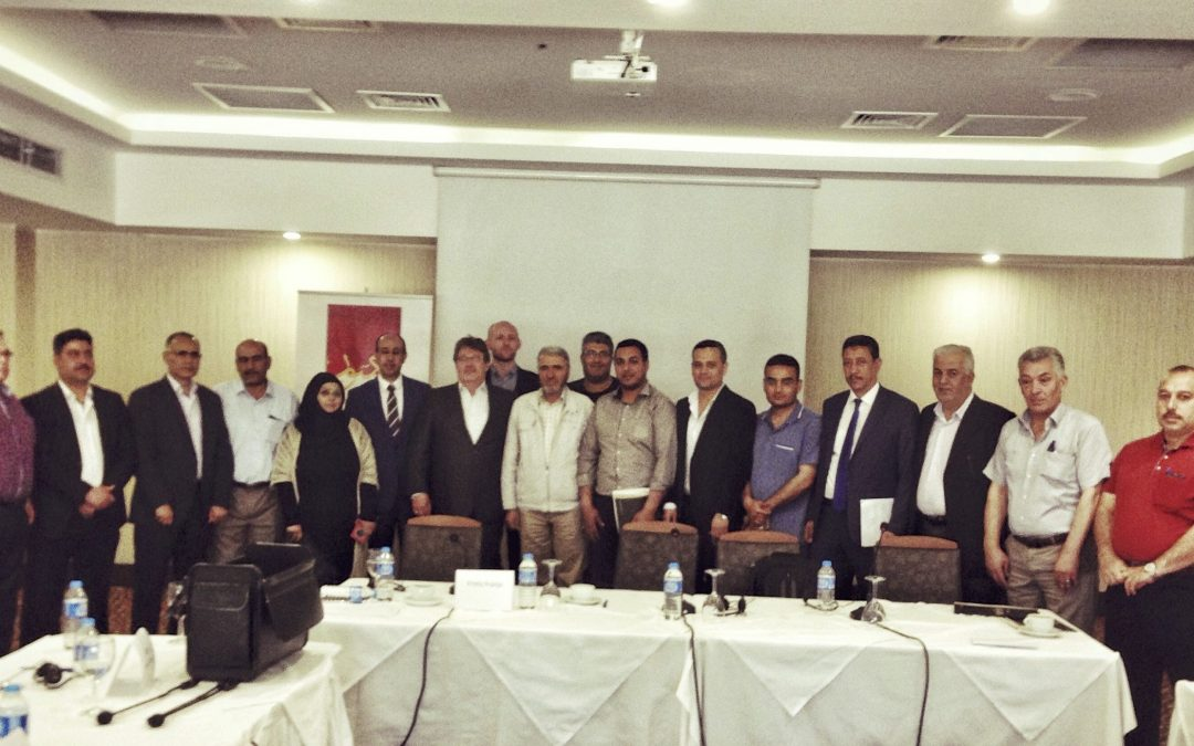 Roundtable: Supporting Syrian Judges
