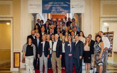 ABA/CEELI: The 25th Anniversary Reunion!