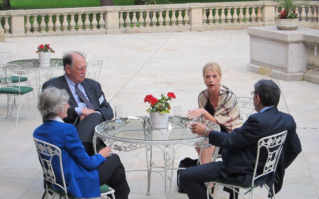 Ambassador Eisen Hosts CEELI