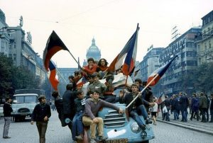 Commemorating the 50th ANNIVERSARY of the PRAGUE SPRING