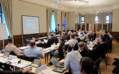 November sees Multiple Intensive Anti-Corruption Training Programs at the Institute