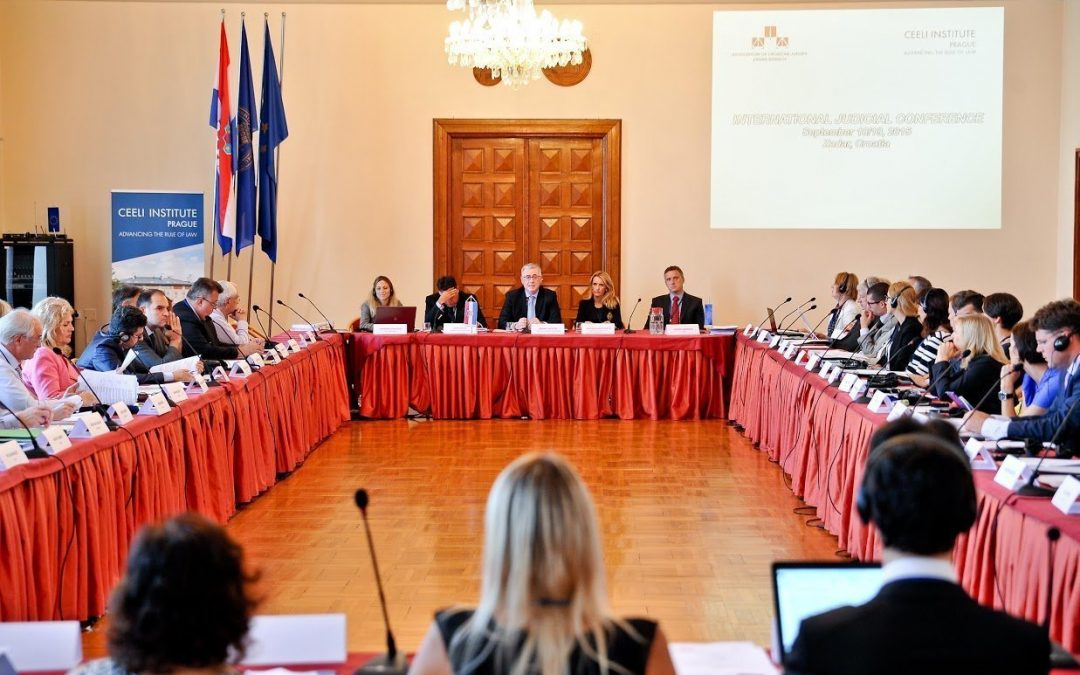 Strengthening Judicial Integrity: International Judicial Conference in Zadar