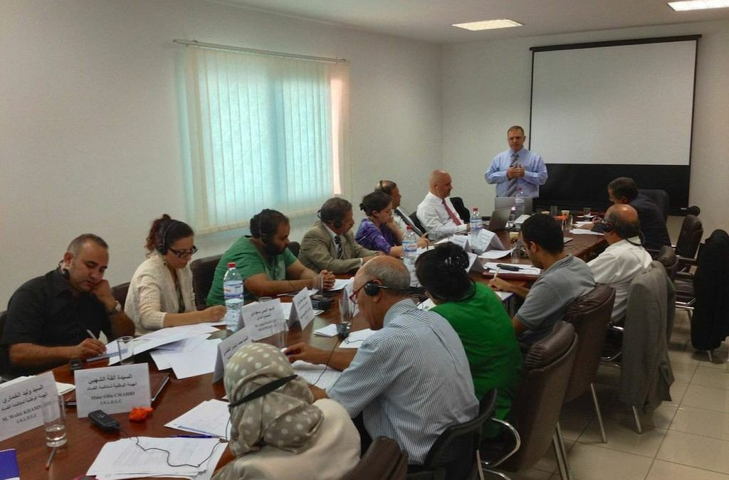 Tunisia – Training on Electoral Integrity and Abuse of State Resources