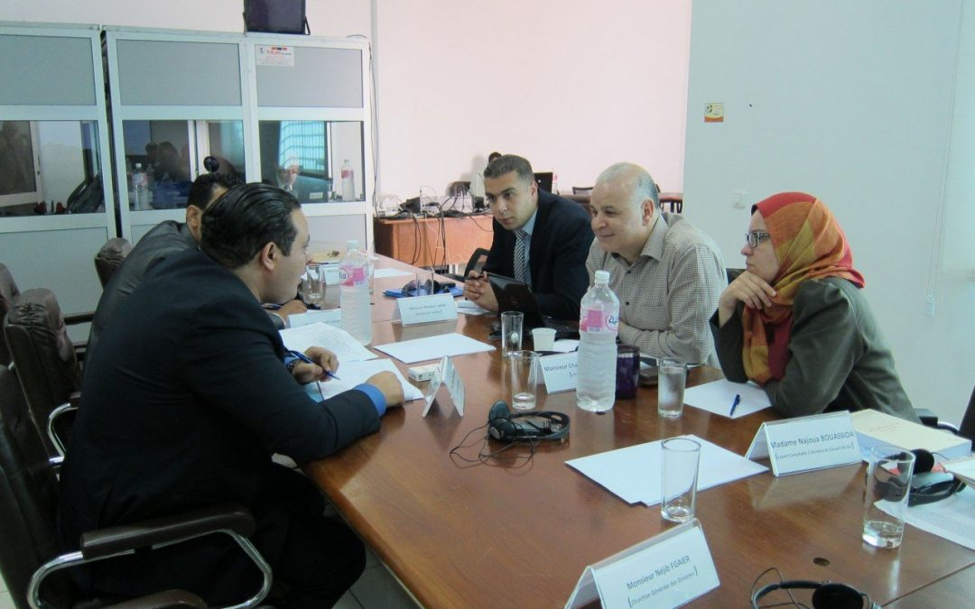 CEELI Inst. Conducts Second Training for the Tunisian Anti-Corruption Agency