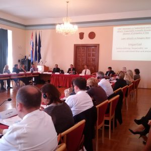 Supporting the Croatian Judiciary: Facilitating Attention to and Adoption of European Jurisprudence