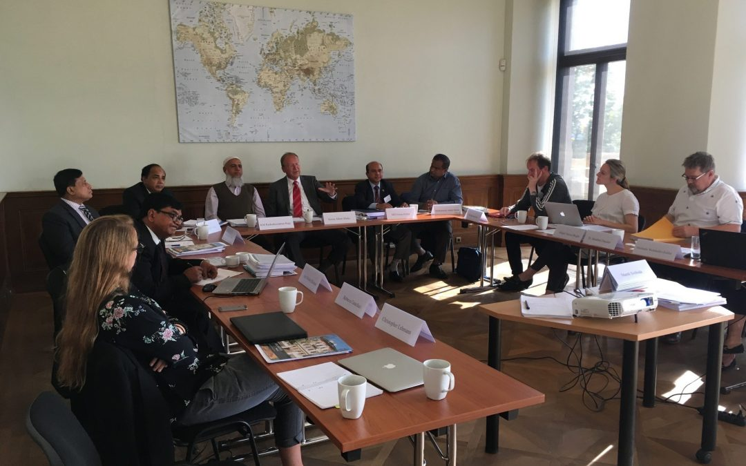 CEELI Hosts Bangladeshi Judges for Intensive Counterterrorism Program