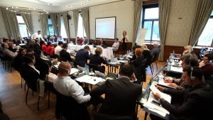 Spring Anti-Corruption Training at the CEELI Institute