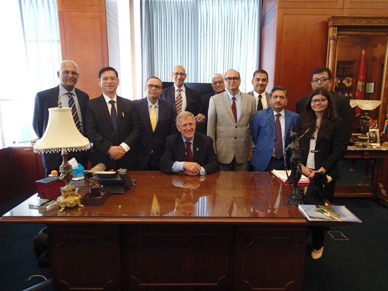 CEELI: Supporting US-India Judicial Engagement