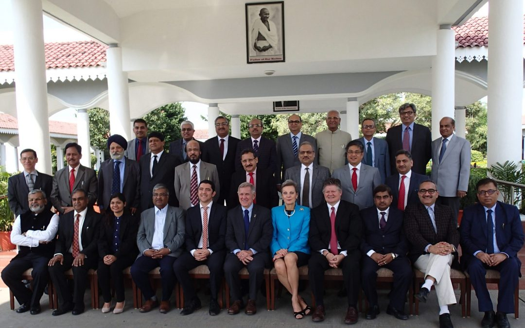 The CEELI Judicial Exchange touches base in India