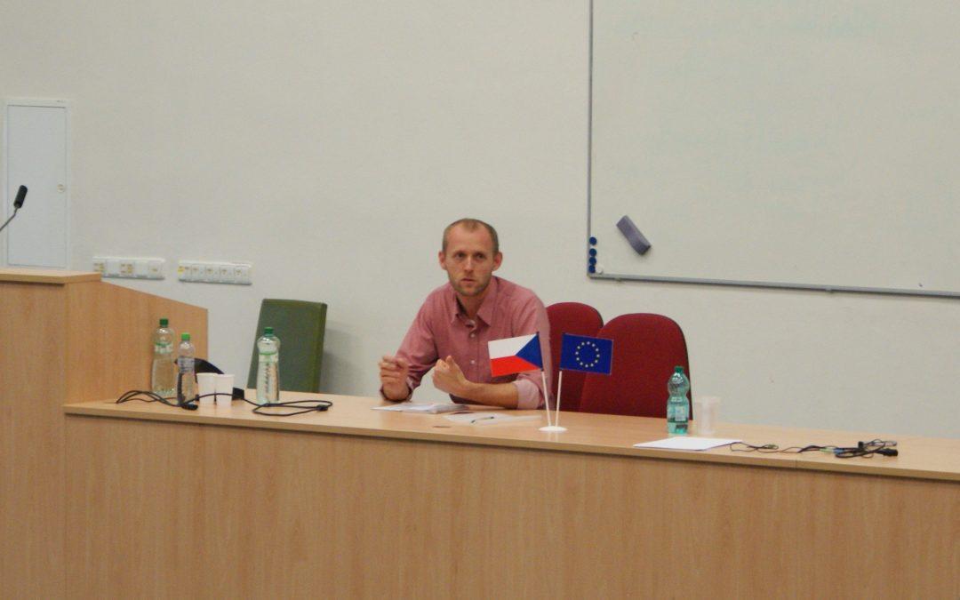 CEELI Program Director Gives Lecture at Masaryk University