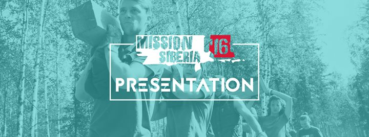 Mission: Siberia – Discussion and exhibition