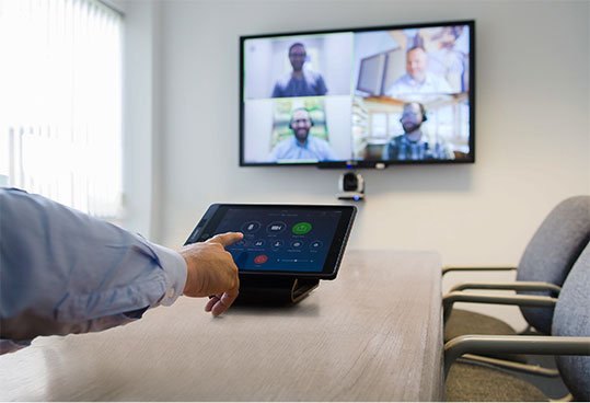 """Videoconferencing in support of Remote Access to Courts""  A Webinar Roundtable Series"
